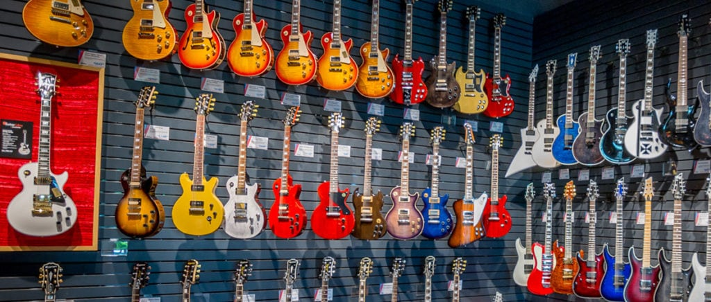 Sweetwater Guitars