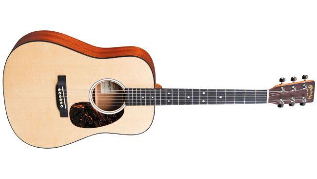 Martin DJr-10E Low Action Acoustic Guitar