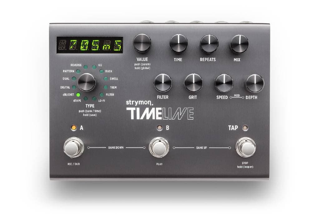 Strymon Timeline - Best Delay Pedals