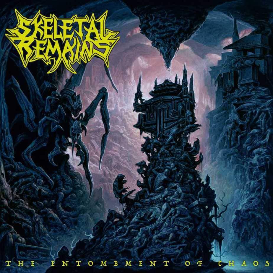 Skeletal Remains Guitar Interview