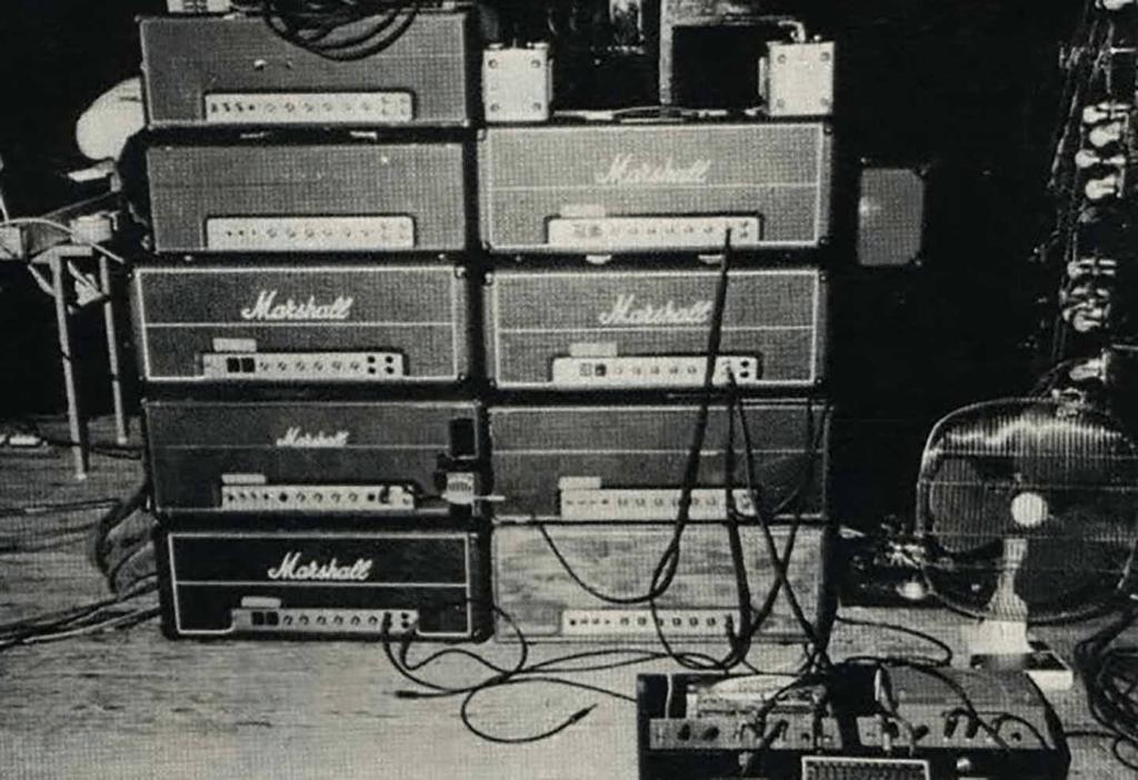 What Delay did Eddie van Halen use?