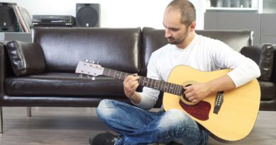 Should I learn to play the guitar Right or Left Handed?