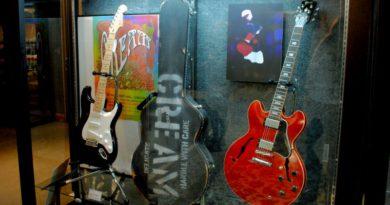 Eric Clapton Woman Tone