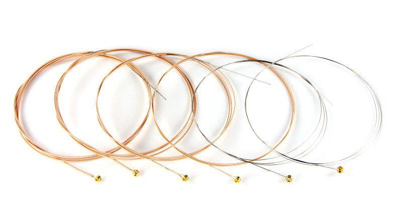 Recycle Guitar Strings