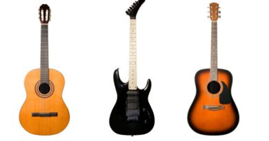 Should a first guitar be acoustic or electric?