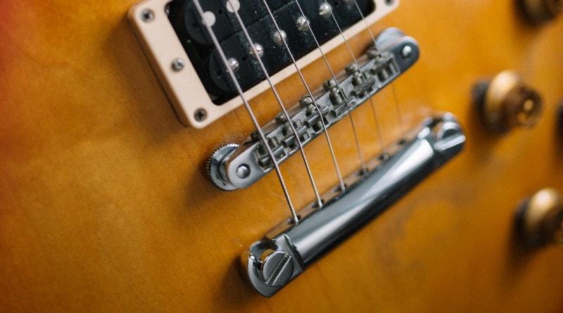 Gibson Les Paul Bridge  Guitar Intonation