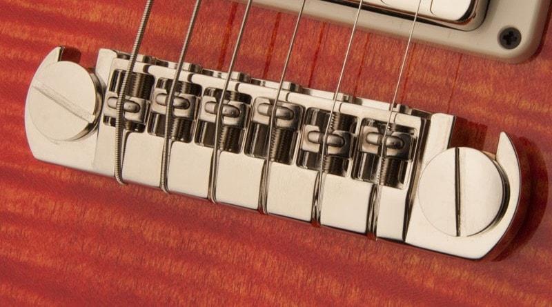 Paul Reed Smith Adjustable Stoptail  Guitar Intonation