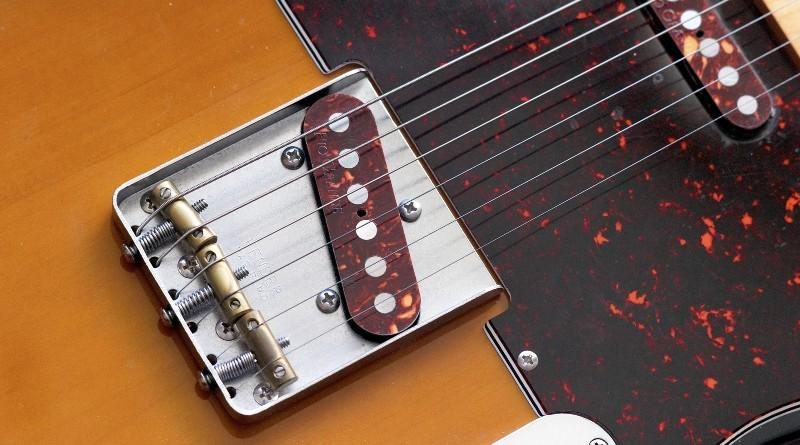 Telecaster bridge  Guitar Intonation