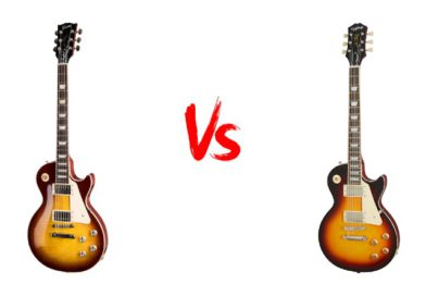 Epiphone vs. Gibson – What are the Differences Between Epiphone and Gibson Models?