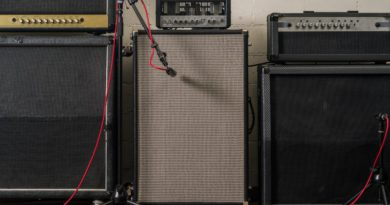 How to Build a Guitar Amp Cabinet