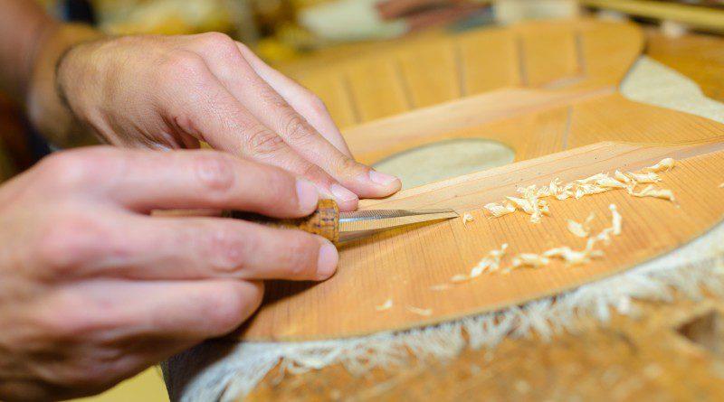 Jatoba Wood Guitar