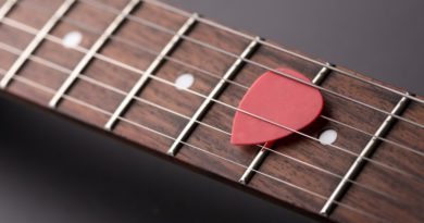Guitar String guide