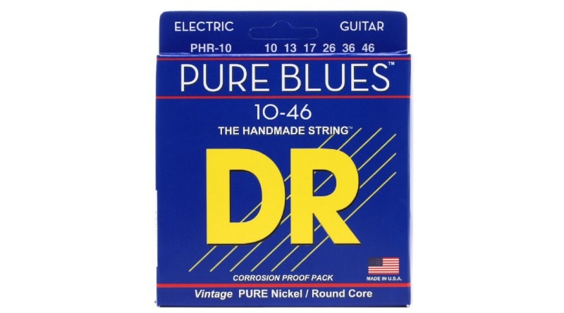 DR Pure Blues Strings - Best Guitar Strings For Blues