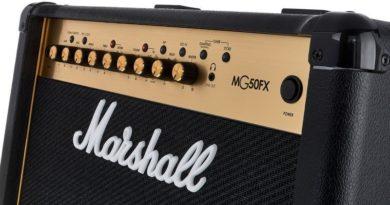 MARSHALL MG50GFX Review