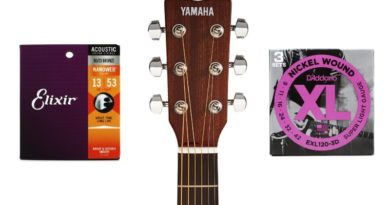 What Strings Come On A Yamaha