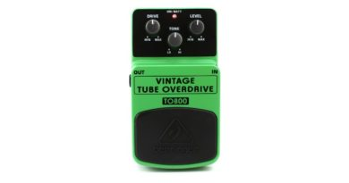 Behringer TO800 Overdrive Review