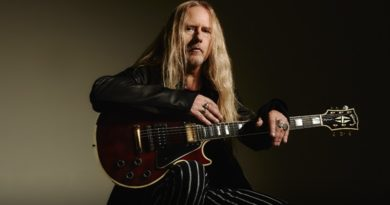 Jerry Cantress Gibson Les Paul Wino