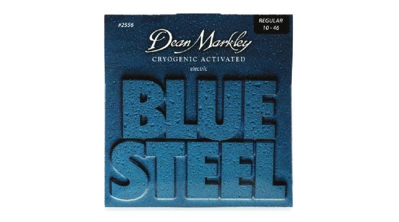 Dean Markley Blue Steel - Best Guitar Strings For Blues