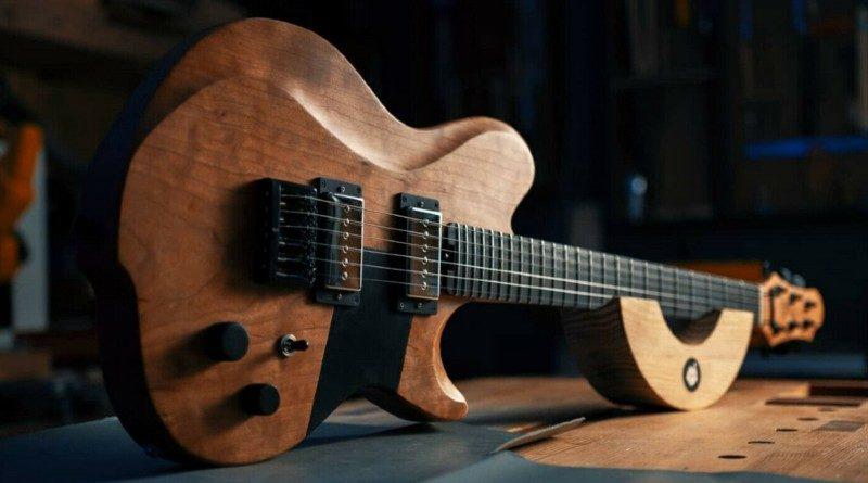 Single Block Guitar