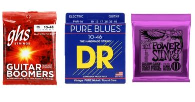 best strings for blues