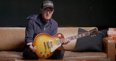 Joe Bonamassa Murphy Lab Gibson