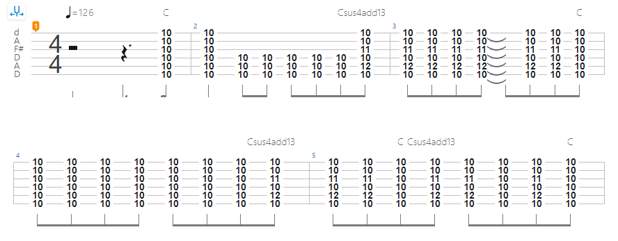Guide to Open D tuning - The Rolling Stones – Street Fighting Man tab