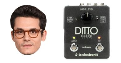 What loop pedal does John Mayer use