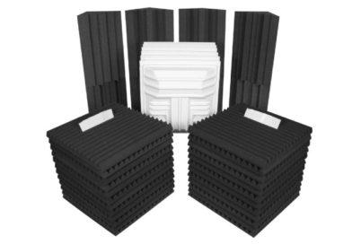 5 Best Acoustic Soundproofing Foam Panels (2021 Review)